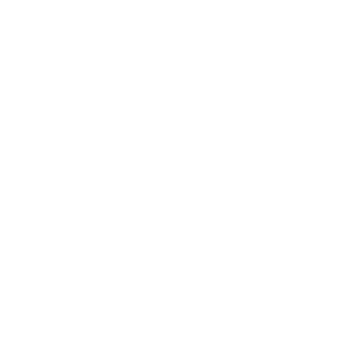 POCGS Logo - White